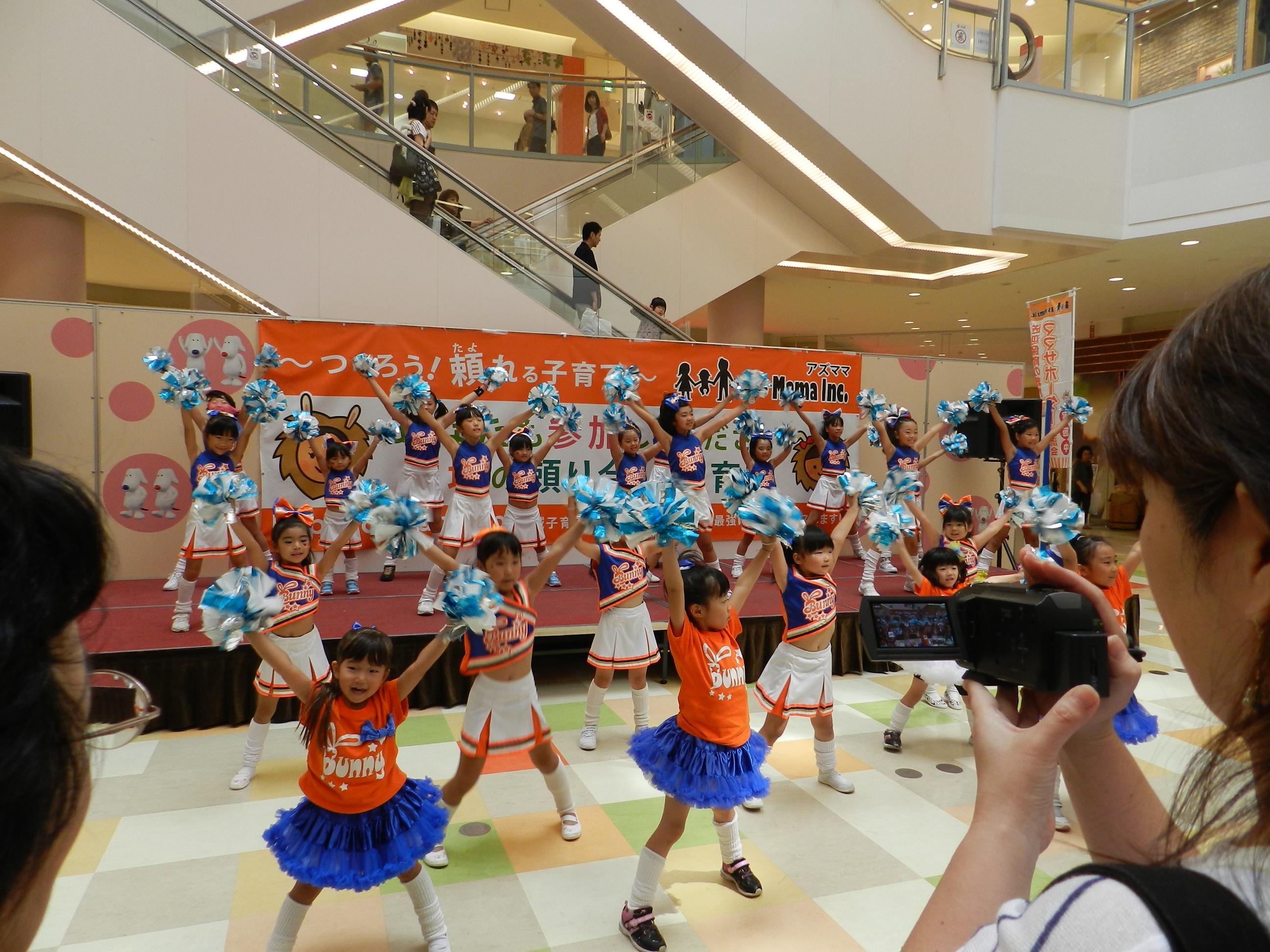 北海道で初開催しました☆子育て応援フェア@アリオ札幌