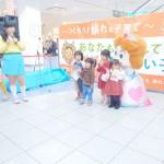 おもちゃ王国の仲間と撮影会☆子育て応援フェアinららぽーと甲子園